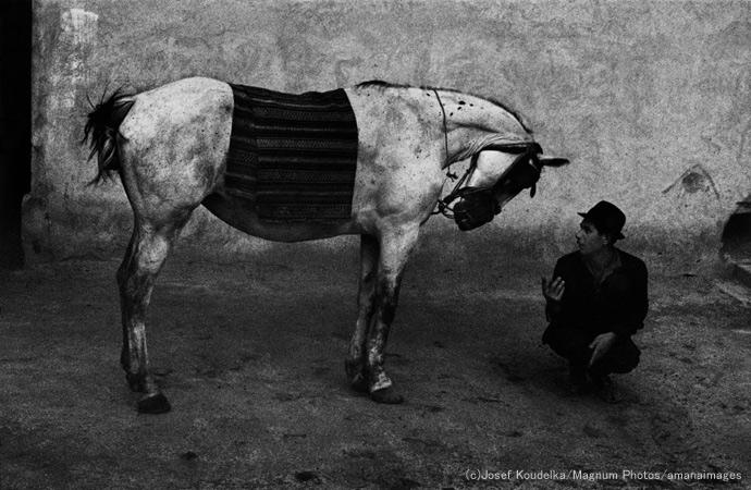 ジョセフ・クーデルカ写真展に10組20名様ご招待!